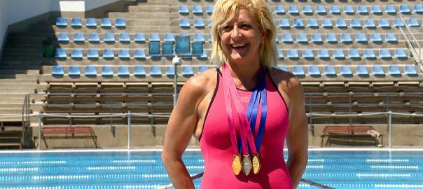 Még mindig nagyon gyors Szokol Dianna - három érmet szerzett LondonbanNyíregyháza - A nyíregyházi versenyző a négyszáz és nyolcszáz méteres gyorsúszásban végzett az élen, míg kétszáz méter gyorson a második helyet szerezte meg.