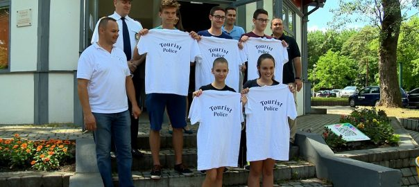 2016.06.20. elindult a tourist police