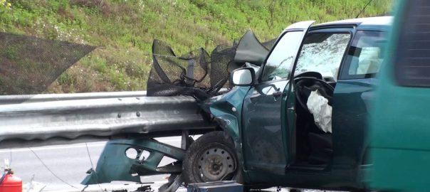 2016.07.18. baleset az M3-on