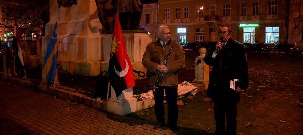 2016.12.02. A Szekely Hadosztalyra emlekeztek