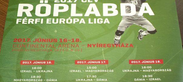 2017.06.13. roplabda europa liga
