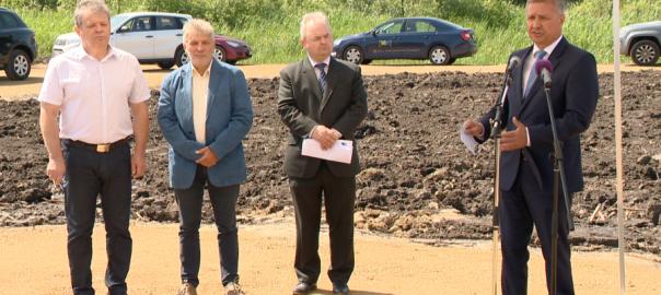Harmincegy új munkahelyet teremt a Bio zöldség- és gyümölcsfeldolgozó üzem építése Tiszalökön.