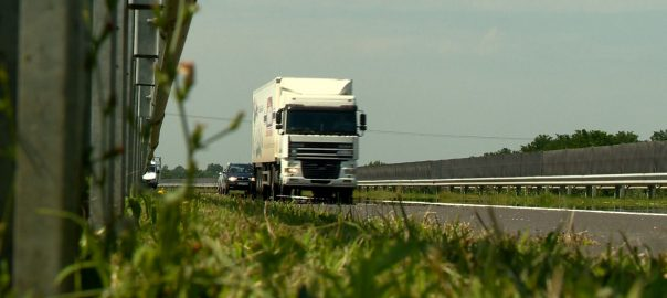 Jelentős a kamionsofőrhiány