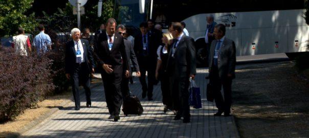21 fős brazil delegáció érkezett a Nyíregyházi Egyetemre.
