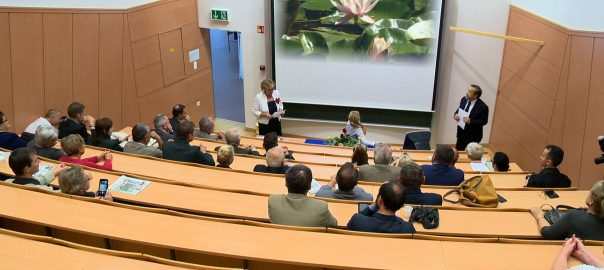 Botanikus konferencia