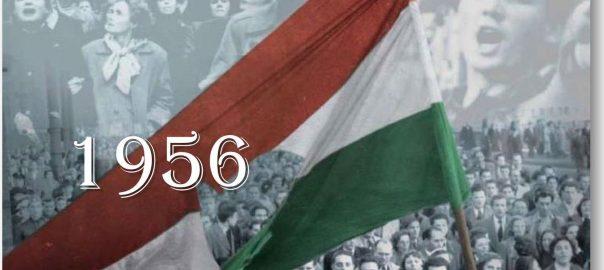Az 1956-os forradalom és szabadságharc 62. évfordulójára emlékezünk.