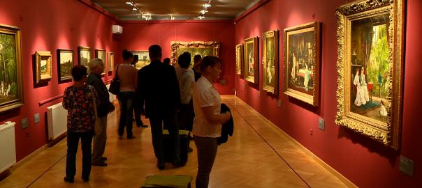 Sikerült megállapodni Pák Imrével, így december közepéig marad Nyíregyházán a Munkácsy-kiállítás – jelentette be Kovács Ferenc kedd délután a Jósa András Múzeumban.