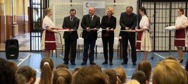Közel 39 millió forintból újult meg az Apagyi Zrínyi Ilona Általános Iskola.
