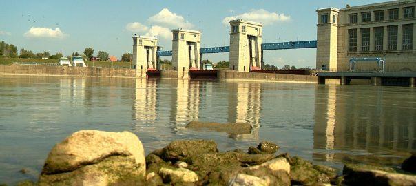 Egy több mint ötmilliárd forintos projekt keretében fejlesztik a tiszalöki vízlépcsőt.
