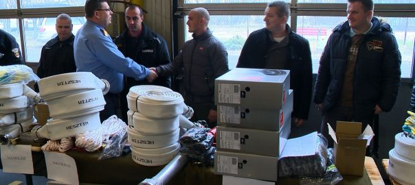 Új eszközökhöz jutott mind a hat Szabolcs-Szatmár-Bereg megyében működő önkormányzati tűzoltó parancsnokság.