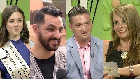 A Víg-Kend vendége volt a IV. kisvárdai Anna-bál győztese, Csubák Ramóna. Oláh Gergővel is láthatnak interjút, amelyet a Bogáti forgatagon készítettünk.
