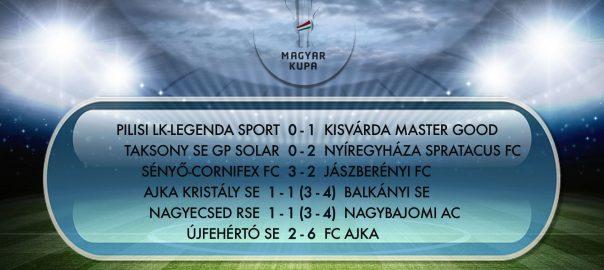 Magyar Kupa foci